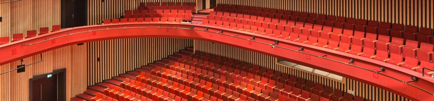 Rabozaal Atlas theater